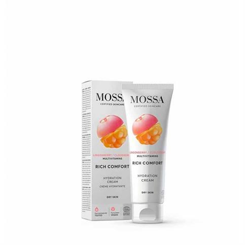 MOSSA RICH COMFORT HYDRATION CREAM DRY SKIN