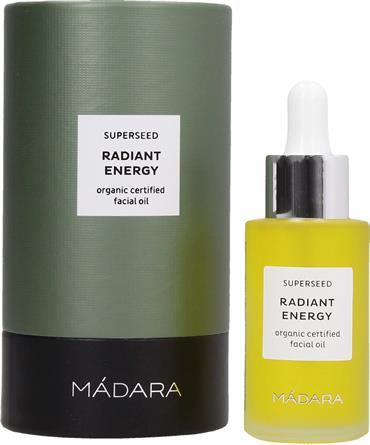 MADARA SUPERSEED RADIANT ENERGY 9 OILS