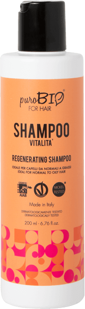 PUROBIO FOR HAIR SHAMPOO VITALITA'