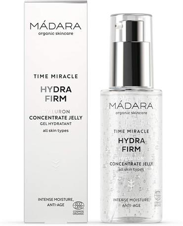 MADARA TIME MIRACLE HYDRA FIRM HYALURON CONCENTRATE JELLY
