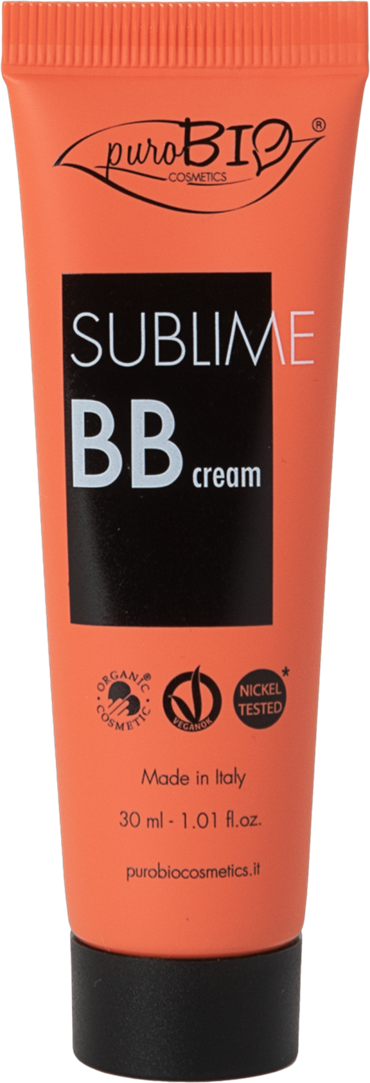 PUROBIO BB CREAM SUBLIME 04